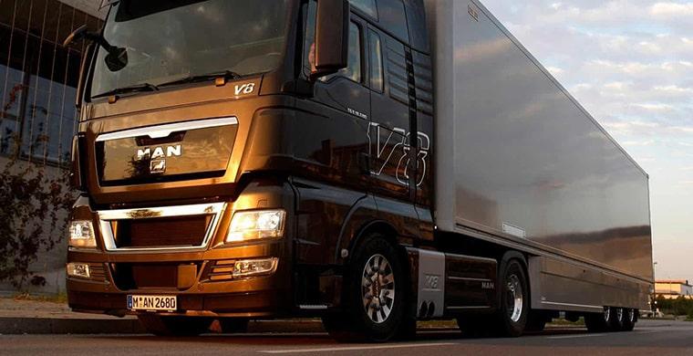 Сопровождение авто грузов